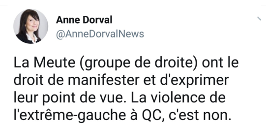 anne dorval