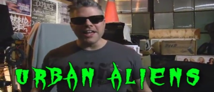 Urbans aliens