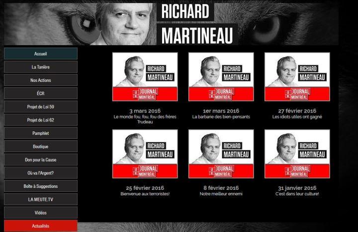 Actualités Martineau