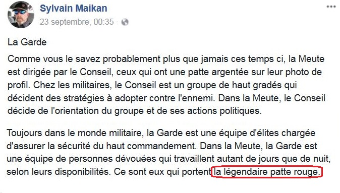 zz maikan militaire