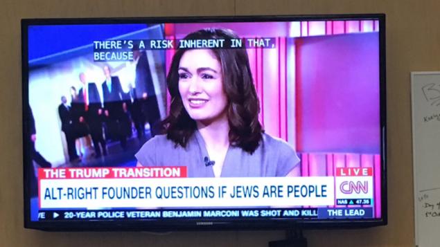 CNN dans L'embarras
