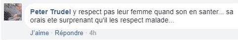 Respecte pas les femmes