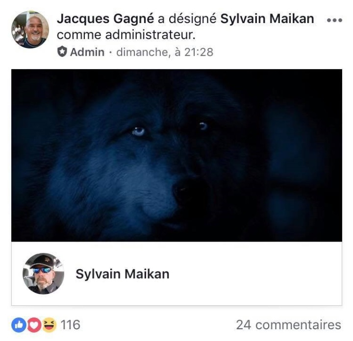 z2 retour de maikan par Gagné