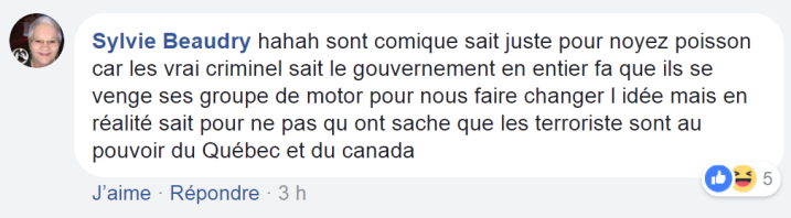 z2 vrais terroriste vs motards