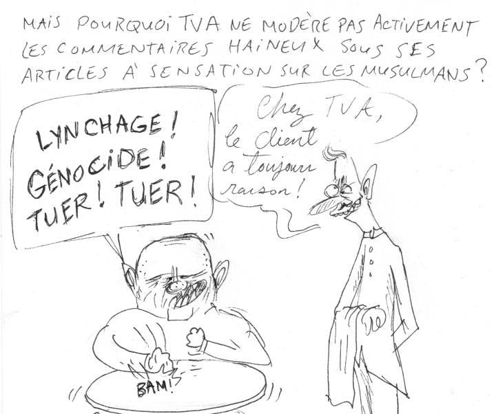 z4 caricature par Alex Fatta