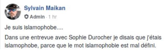 z5c maikan islamophobe