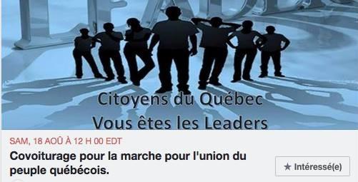 z1 Union du peuple québécois