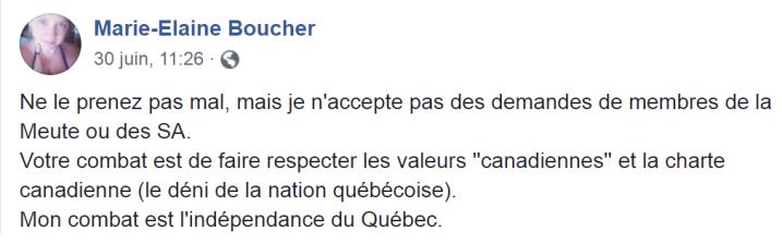 z4b Boucher refuse Meute et SA