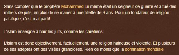 z4ab islam haineux
