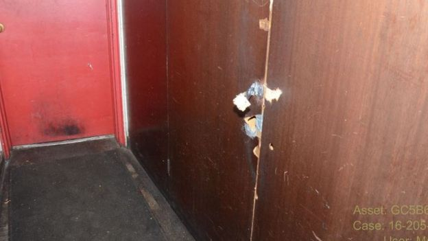 z4b locked cabinet