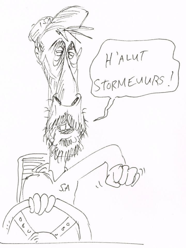 z2b Caricature 1 Alex Fatta