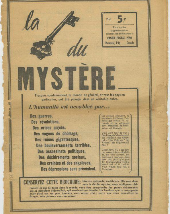 aLaberge Clé du Mystère3