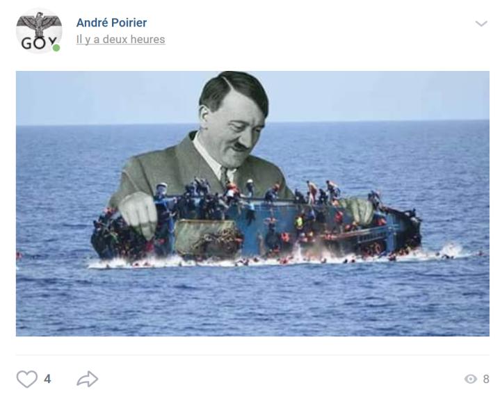 poirier Hitler