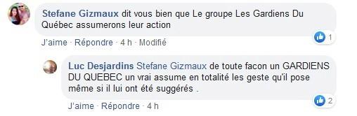 z2cc Gardiens du Québec Gizmaux