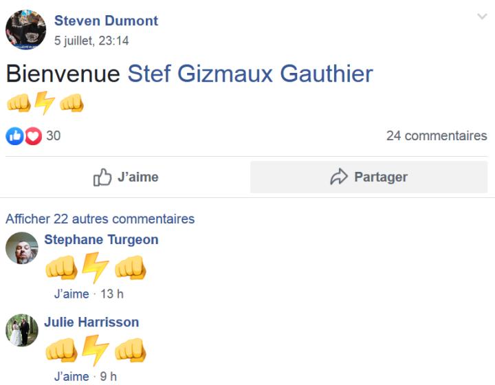 z2e gizmaux gauthier