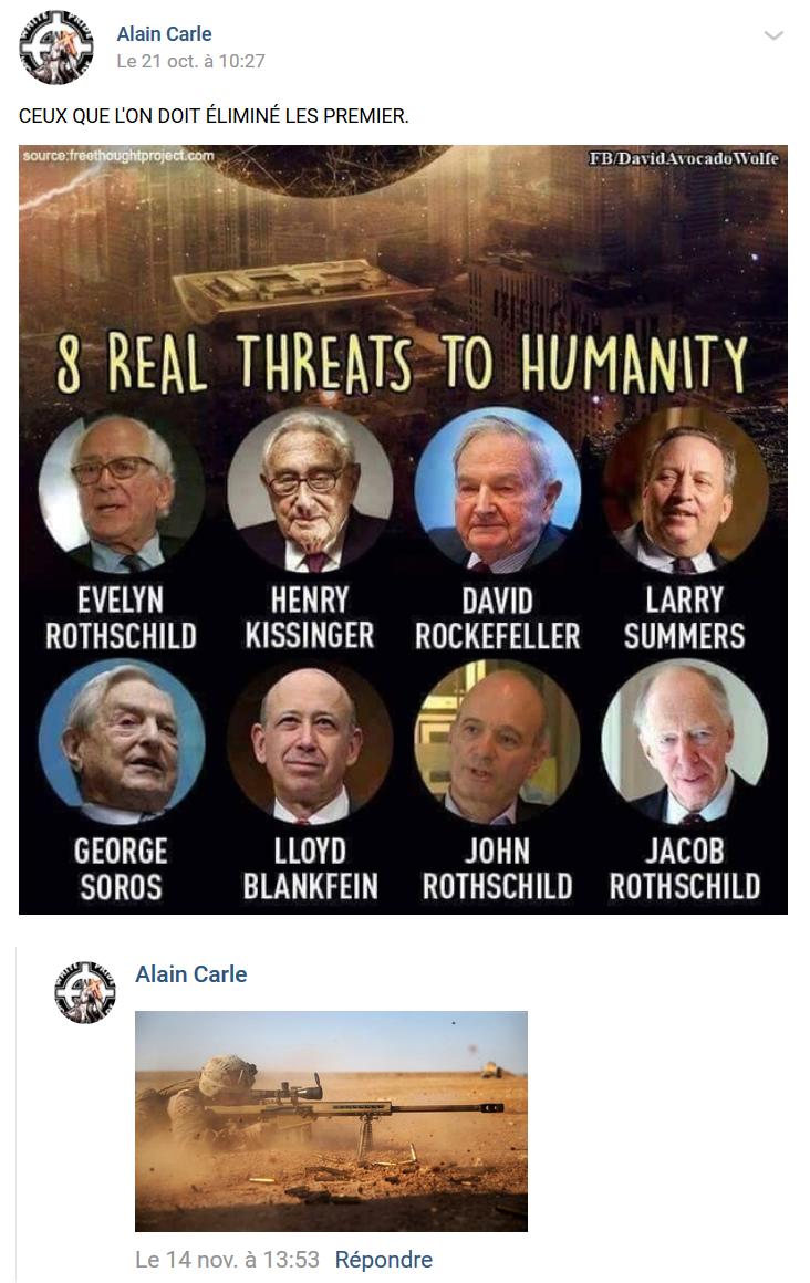 liste de Juifs