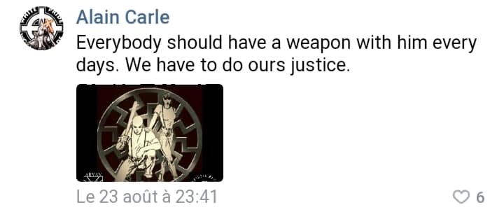 t justice nazie