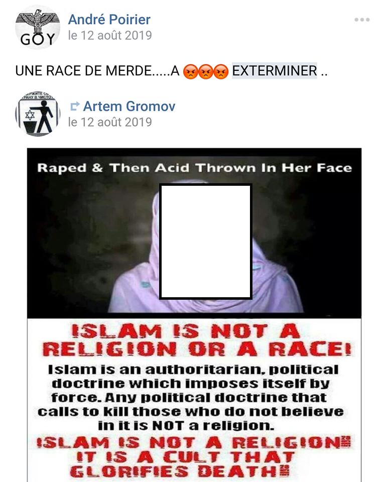 z3c exxterminer vs islam