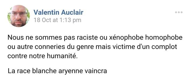 z6 pas raciste
